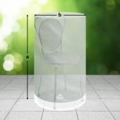 Schutzhülle für runden Stuhl